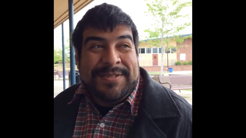 Staff Appreciation Week: Mr. Torres