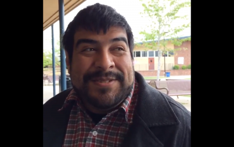 Staff Appreciation Week: Mr. Torres