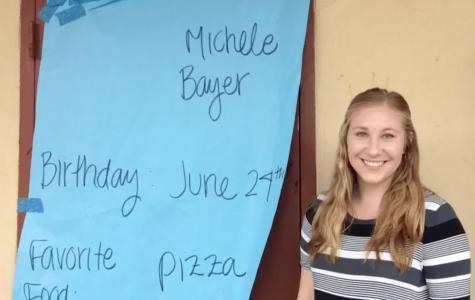 Staff Appreciation Week: Ms. Bayer