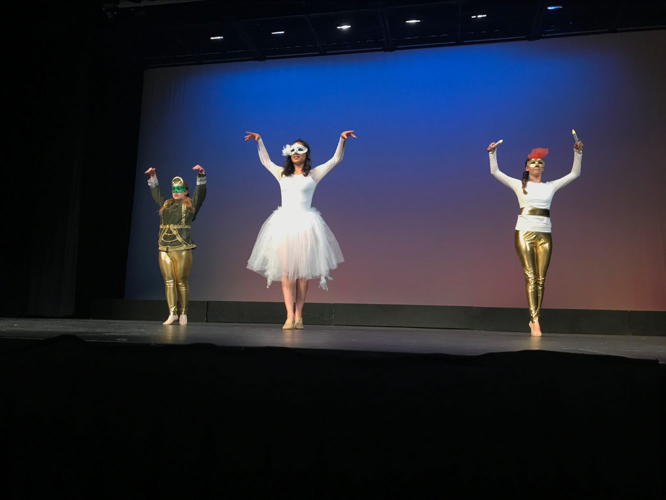 Disney dance show dazzles