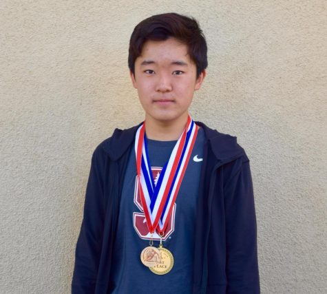 Student Spotlight: Eddie Kim – Cool Running