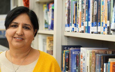 Johal bids farewell to Branham, library