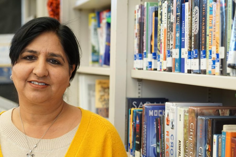 Johal bids farewell to Branham, library