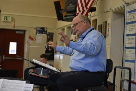 Band finds harmony with new director