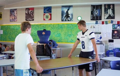 As drills become routine, so does classroom anxiety