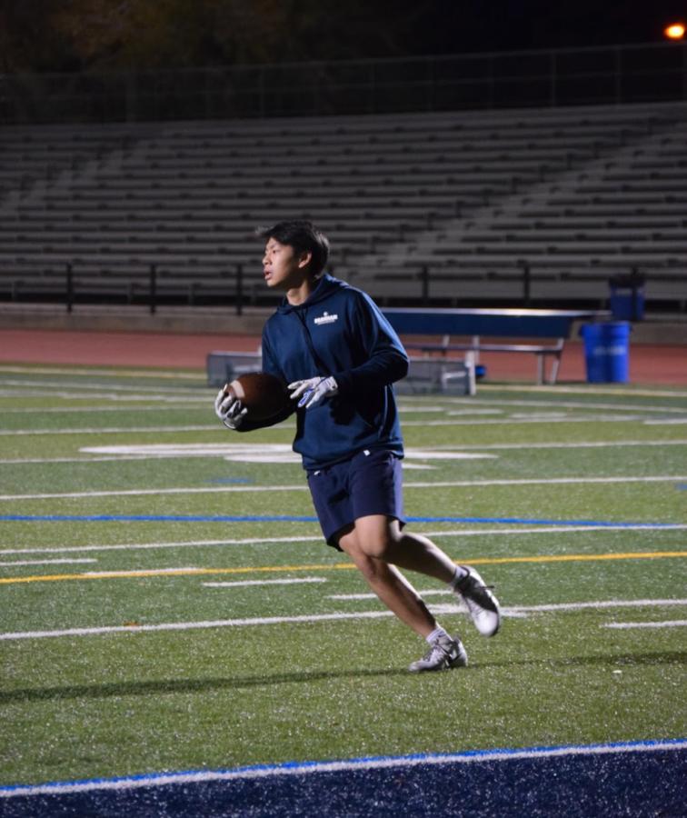 Kick back into sports